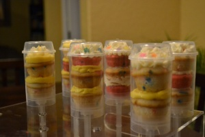 Spring Fling Cupcakes